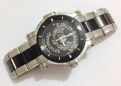 Bulova Harley Davidson Watch 78A109 side