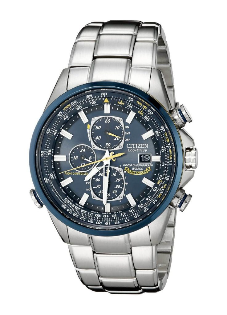 Citizen Blue Angels AT8020-54L review