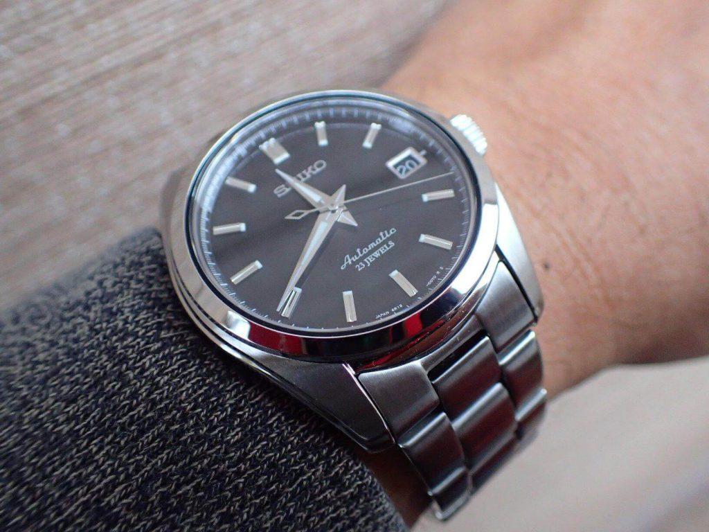 Seiko SARB033 metal bracelet