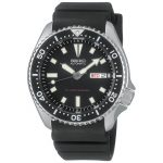 Seiko SKX173 Review front