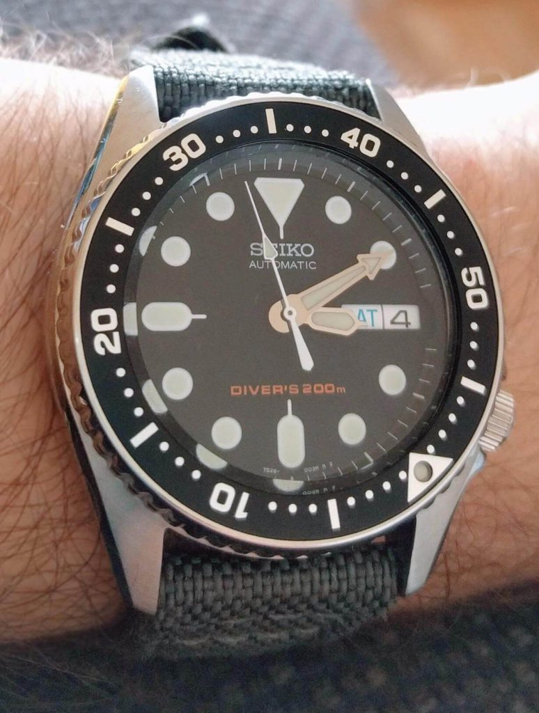 calibre dive the iso one know diver of pin you watch thinnest watches de did is cartier