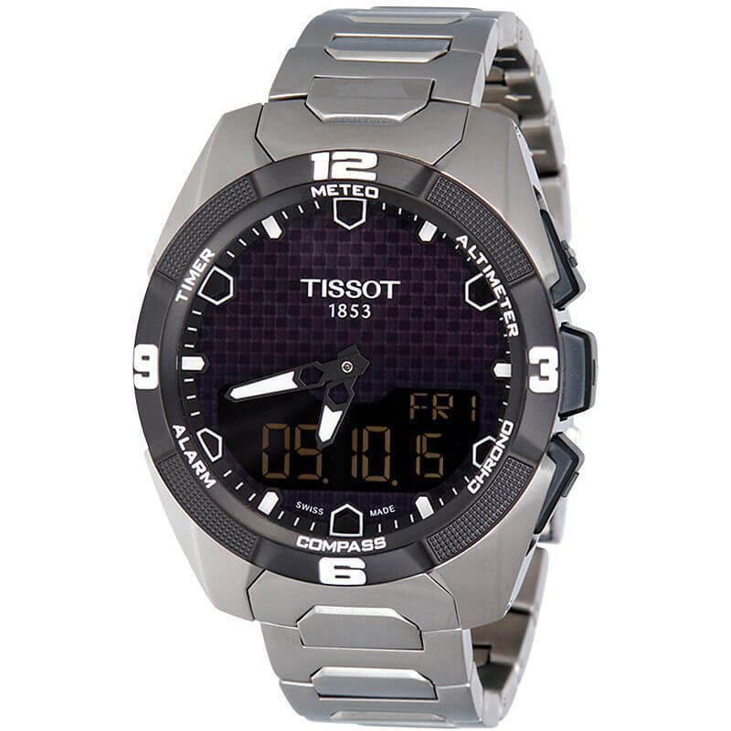 Tissot T-Touch Expert Solar Review (T0914204405100) – Touchscreen Watch With Many Functions