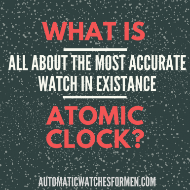What Is Atomic Clock