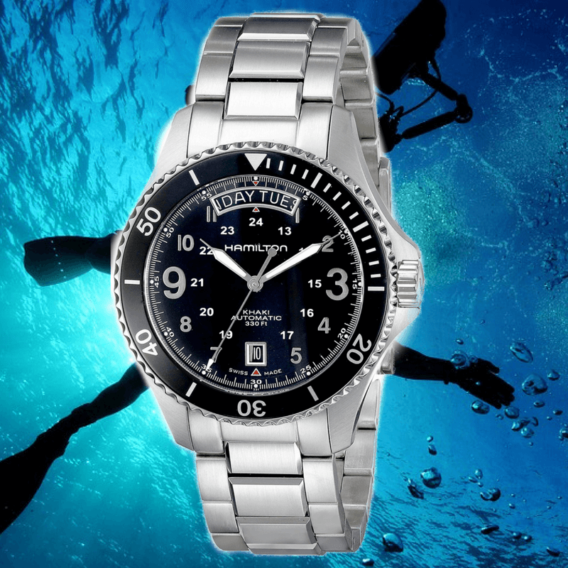 Hamilton Khaki King Scuba Review