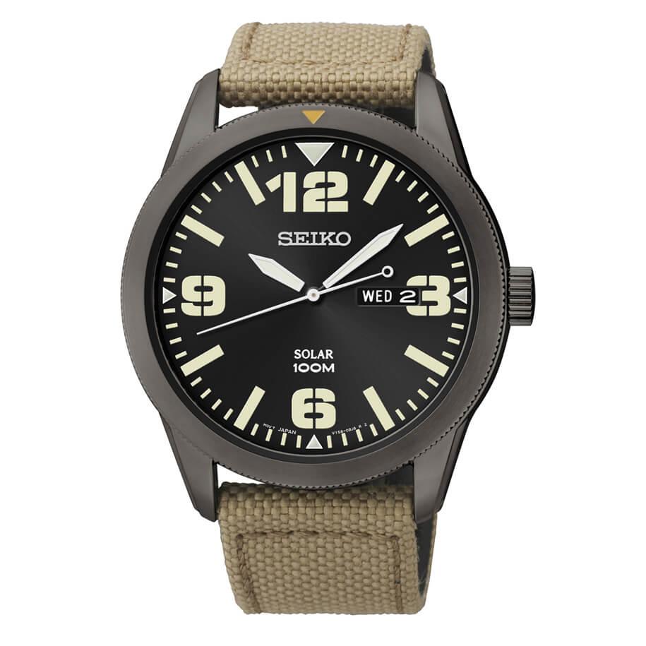 Seiko SNE331 solar watch