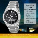 Casio Wave Ceptor Review (WVAM640D-1A)