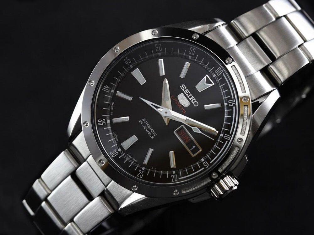 Seiko SARZ005 black dial