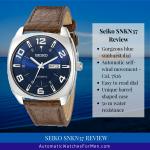 Seiko SNKN37 Review
