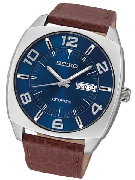 Seiko SNKN37 blue dial