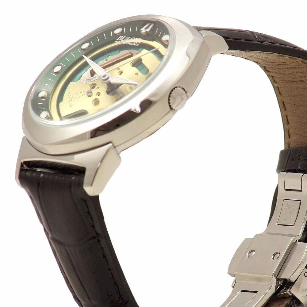 Bulova Accutron II side