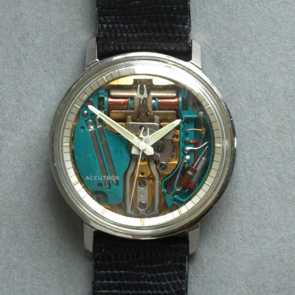 Bulova Accutron Spaceview 1960s