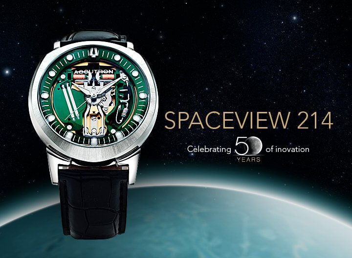 Bulova Accutron Spaceview 2010 reissue