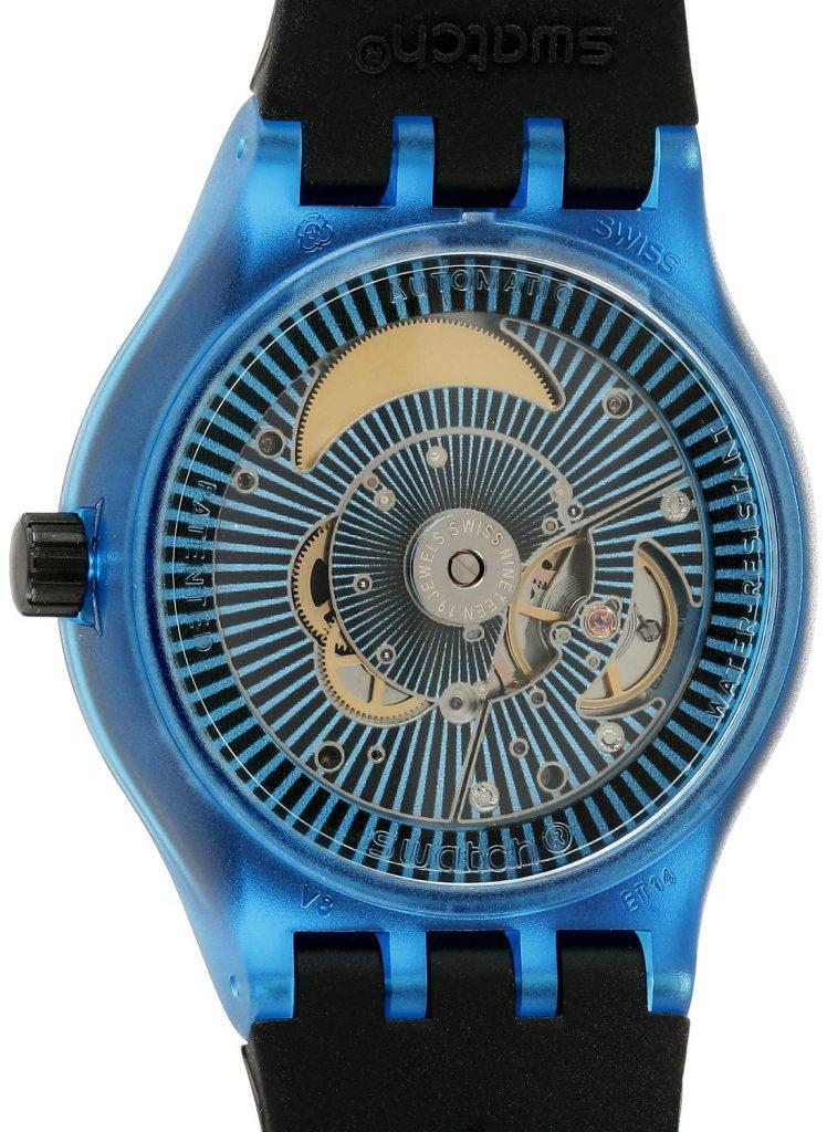 Swatch Sistem51 caseback