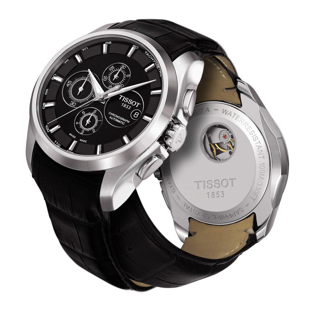 Tissot Couturier Automatic Chronograph (2)