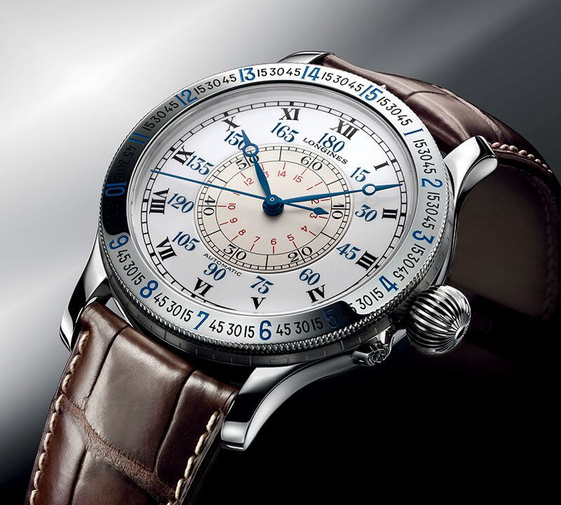 1. Longines Automatic Watch