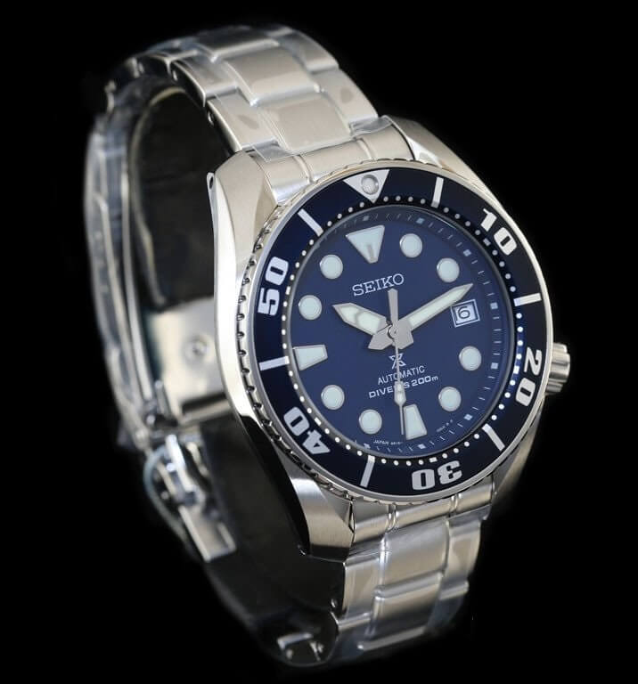 12. Seiko SBDC033 Sumo dive watch