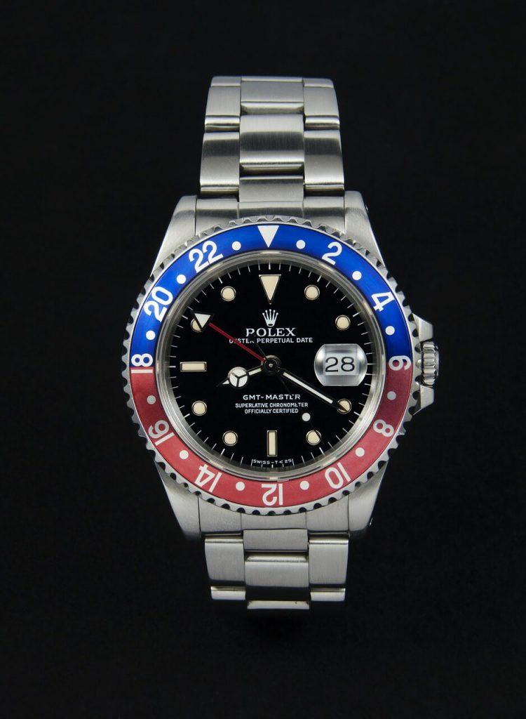 15. Rolex GMT Master
