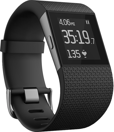19. Fitbit Surge GPS watch