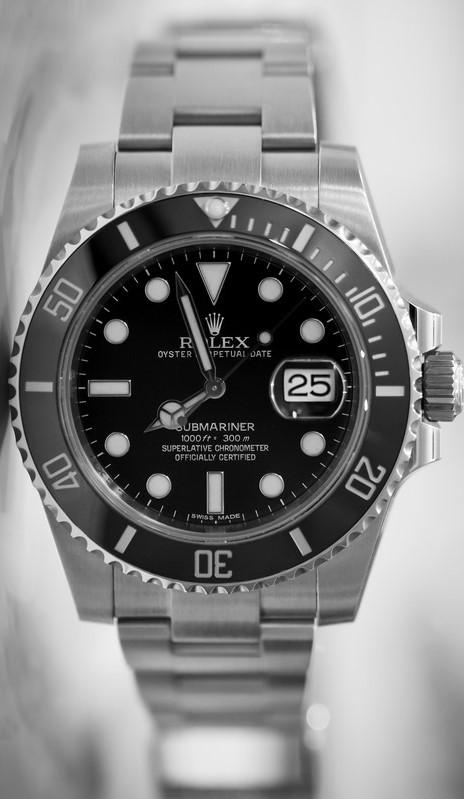Rolex Submariner diver