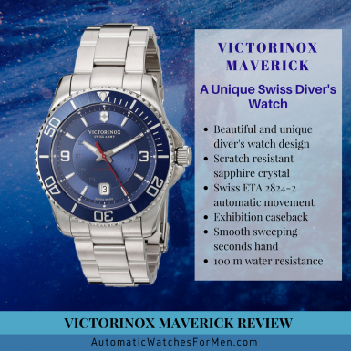 Victorinox Maverick Review