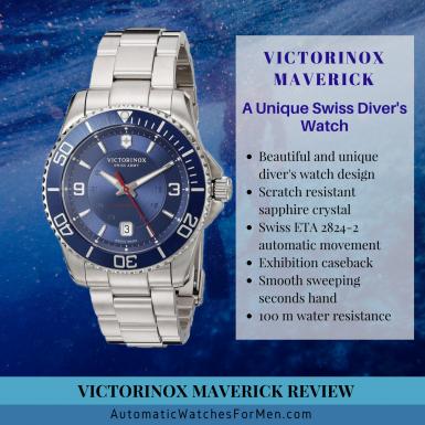Victorinox Maverick Review