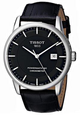 Tissot Powermatic 80 chronometer dial