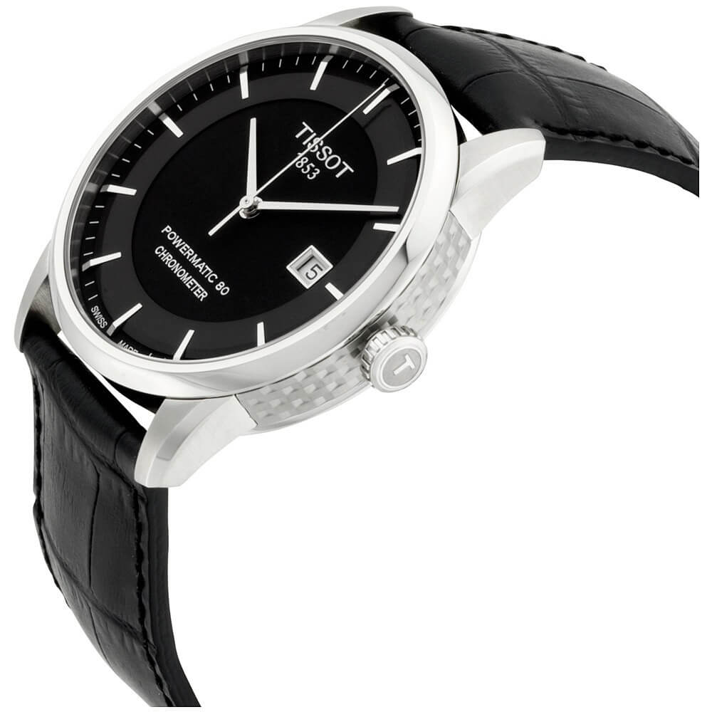 Tissot Powermatic 80 side