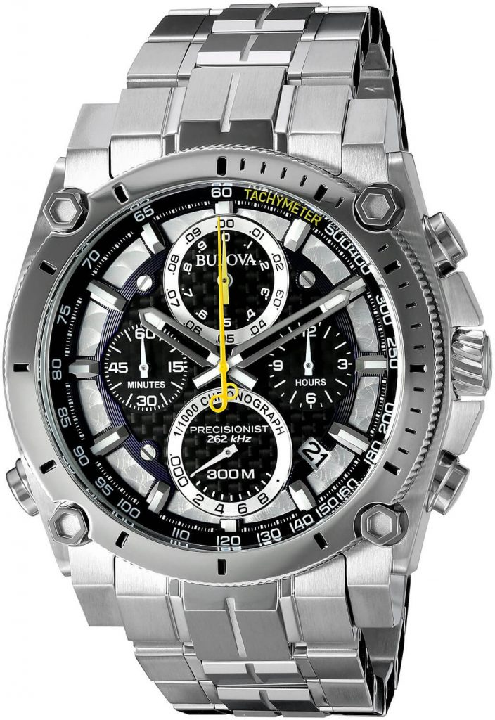 Bulova Precisionist Chronograph Watch
