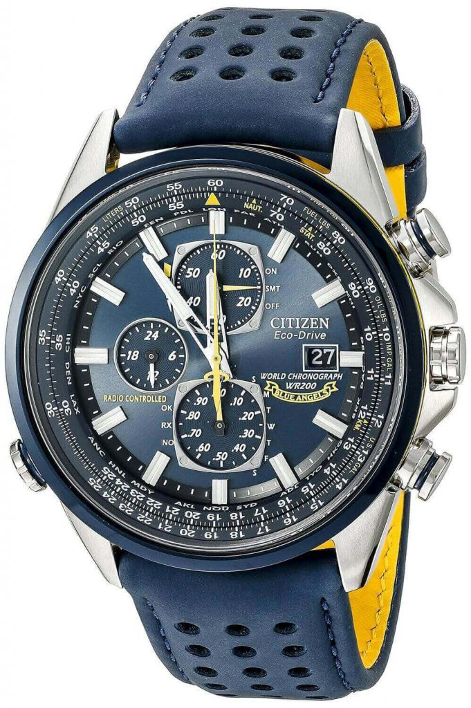 Citizen Blue Angels AT8020-03L