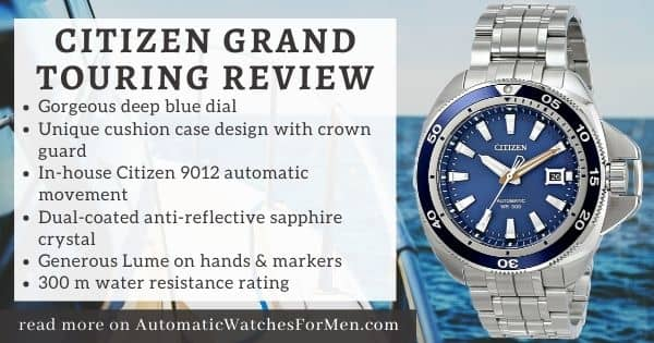 Citizen Grand Touring Review2