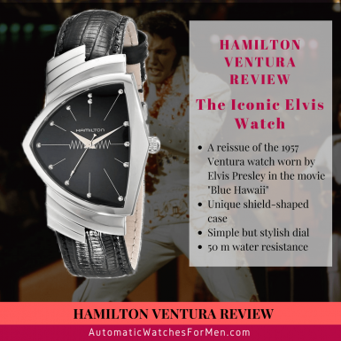 Hamilton Ventura Review Automatic Watches For Men