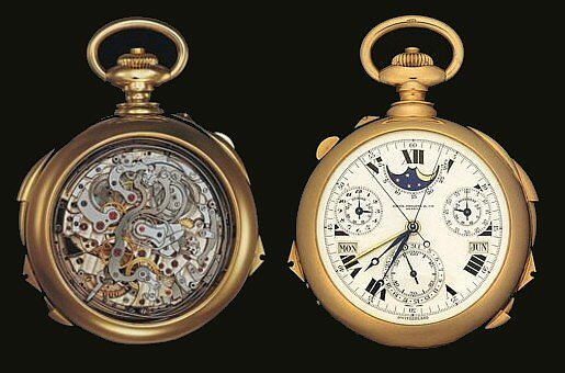 Henry Graves Supercomplication Patek Philippe