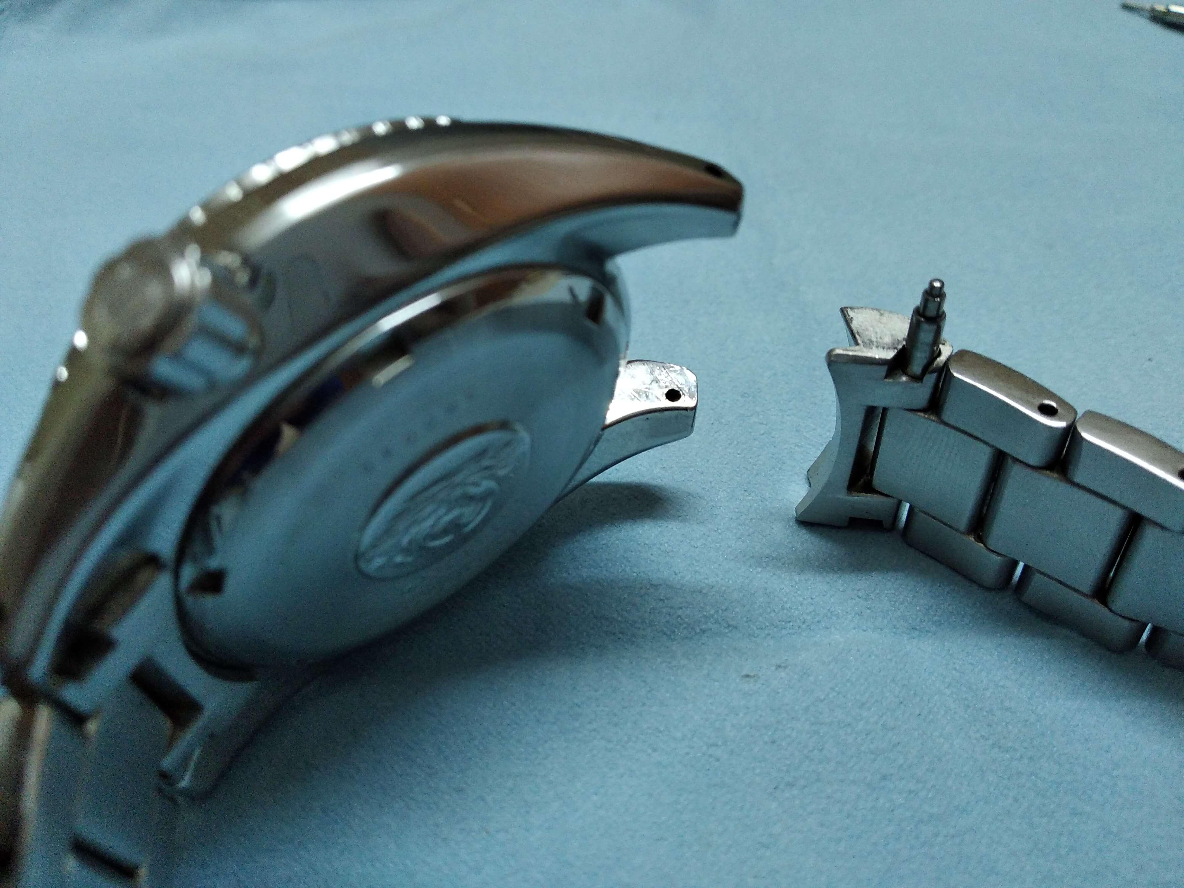 Seiko Bracelet Removal 3