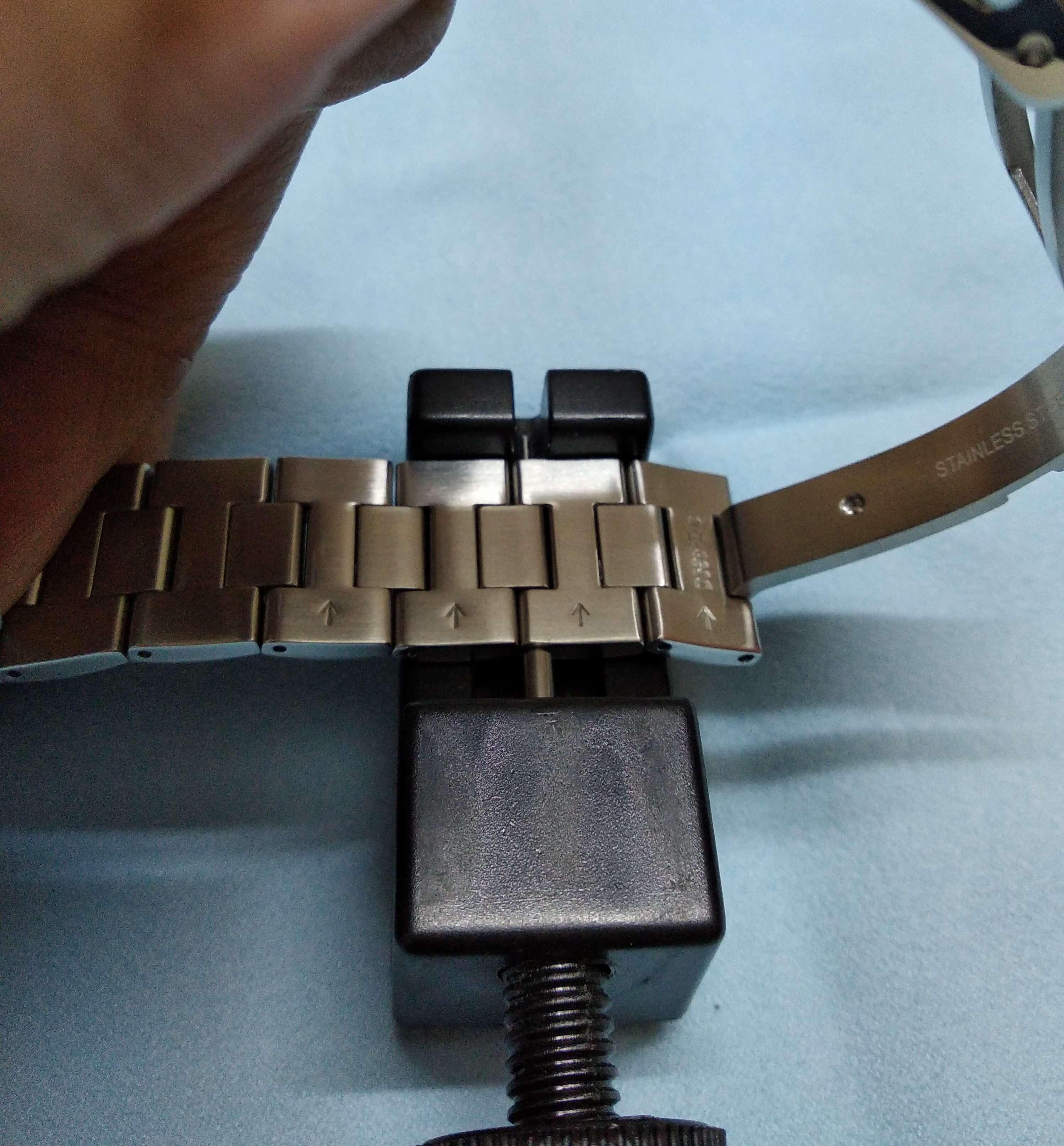 Seiko SARB033 resize bracelet 3