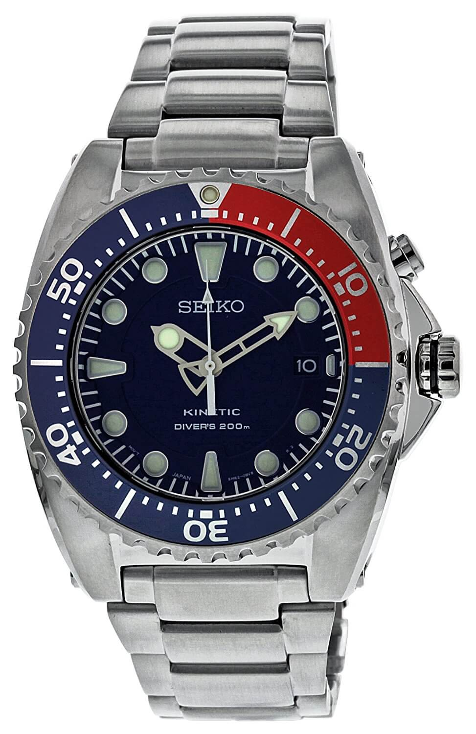 Seiko SKA369 Pepsi review