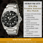 Seiko SKA371 Review picture