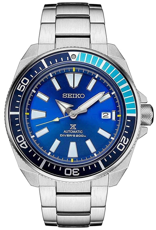 Seiko SRPB09 Samurai Blue Lagoon