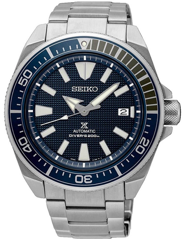 Seiko SRPB49 Samurai Blue