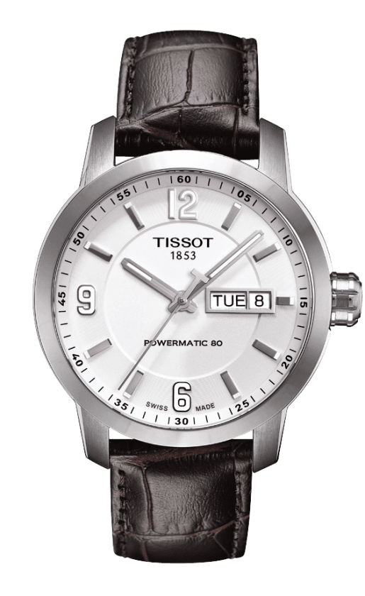 15. Tissot PRC 200 Powermatic80