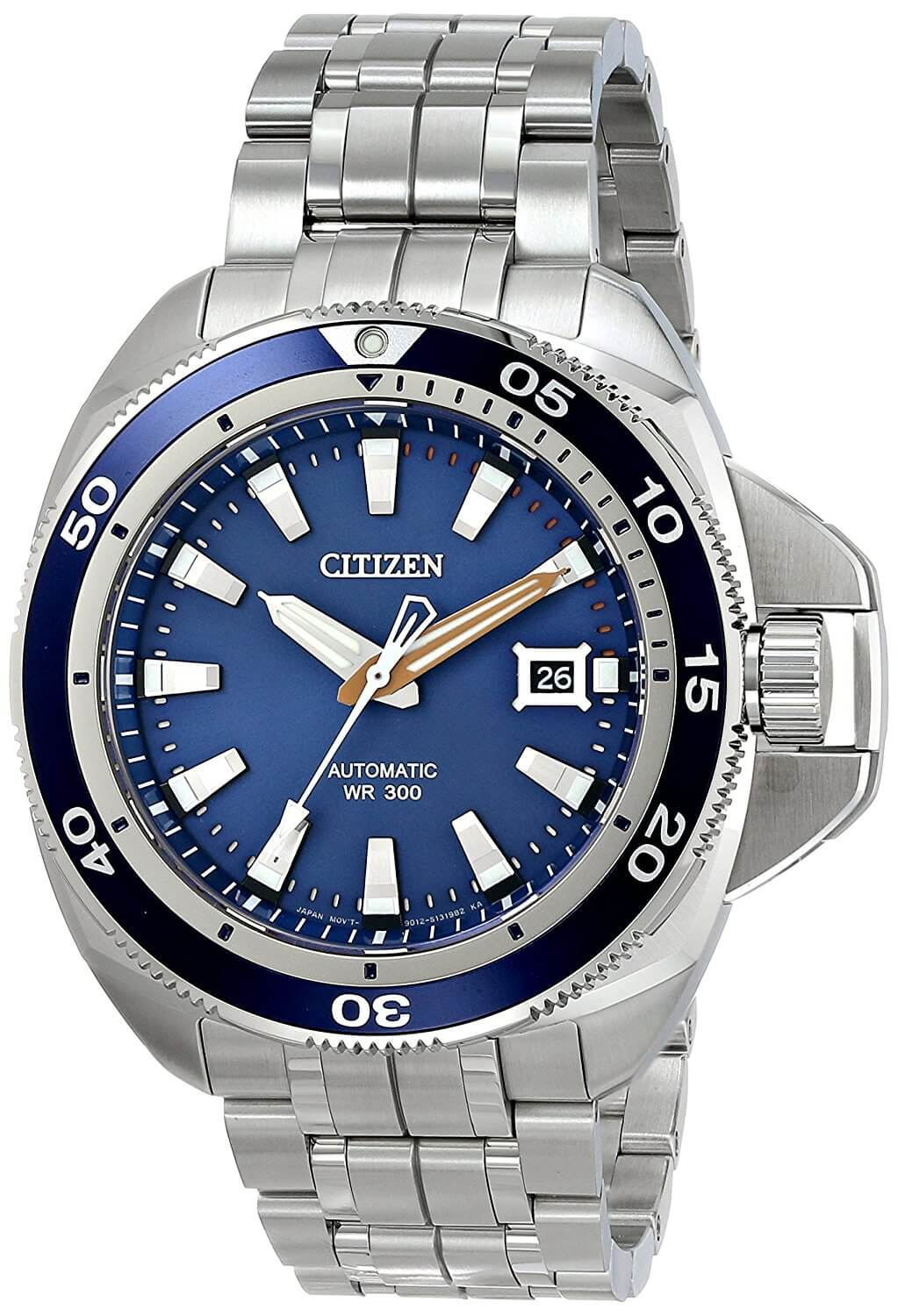 11. Citizen Grand Touring Sport NB1031-53L