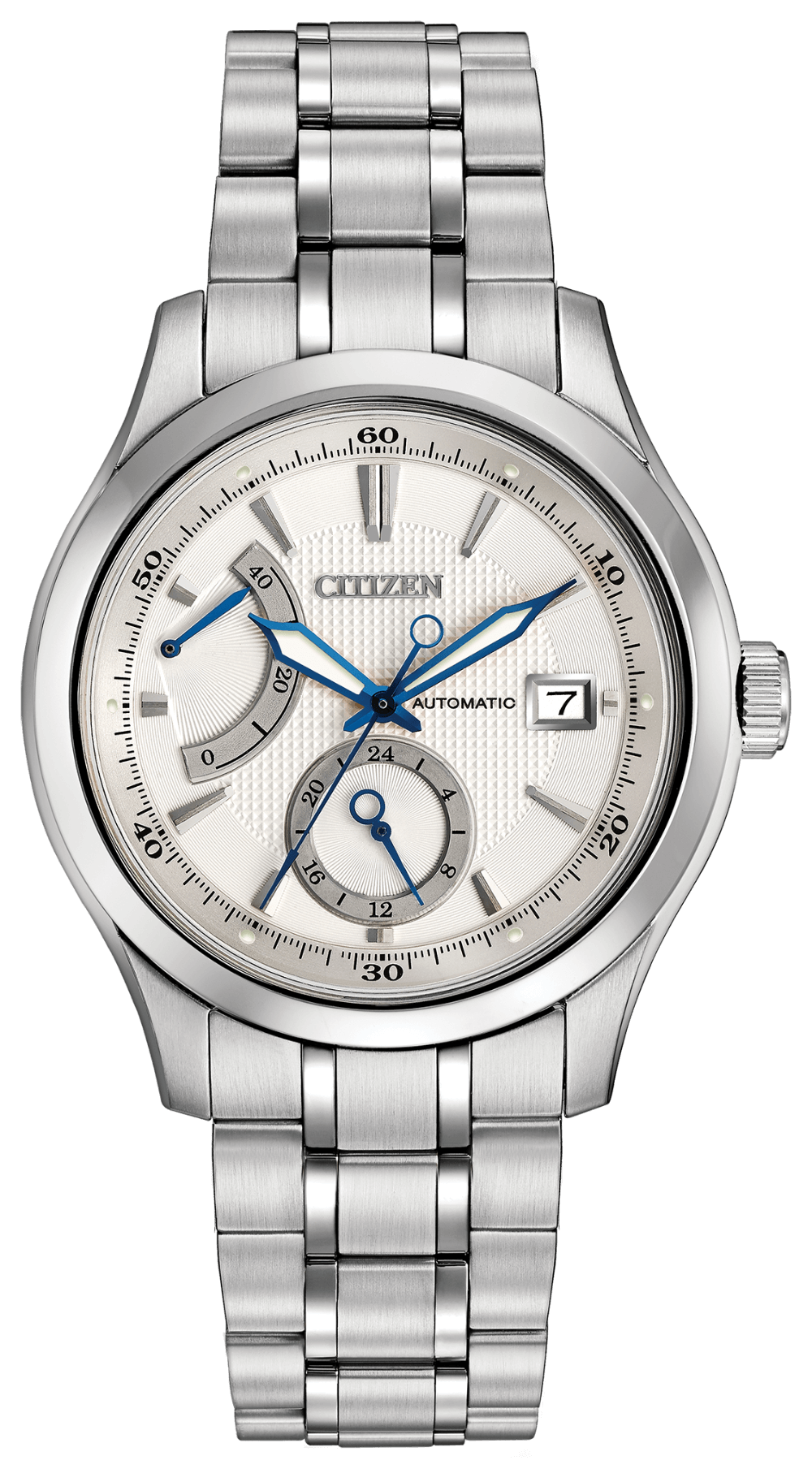 13. Citizen Signature Grand Classic NB3010-52A