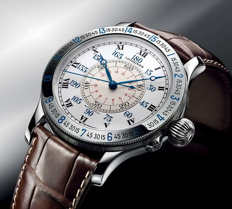 2.Longines Automatic Watch