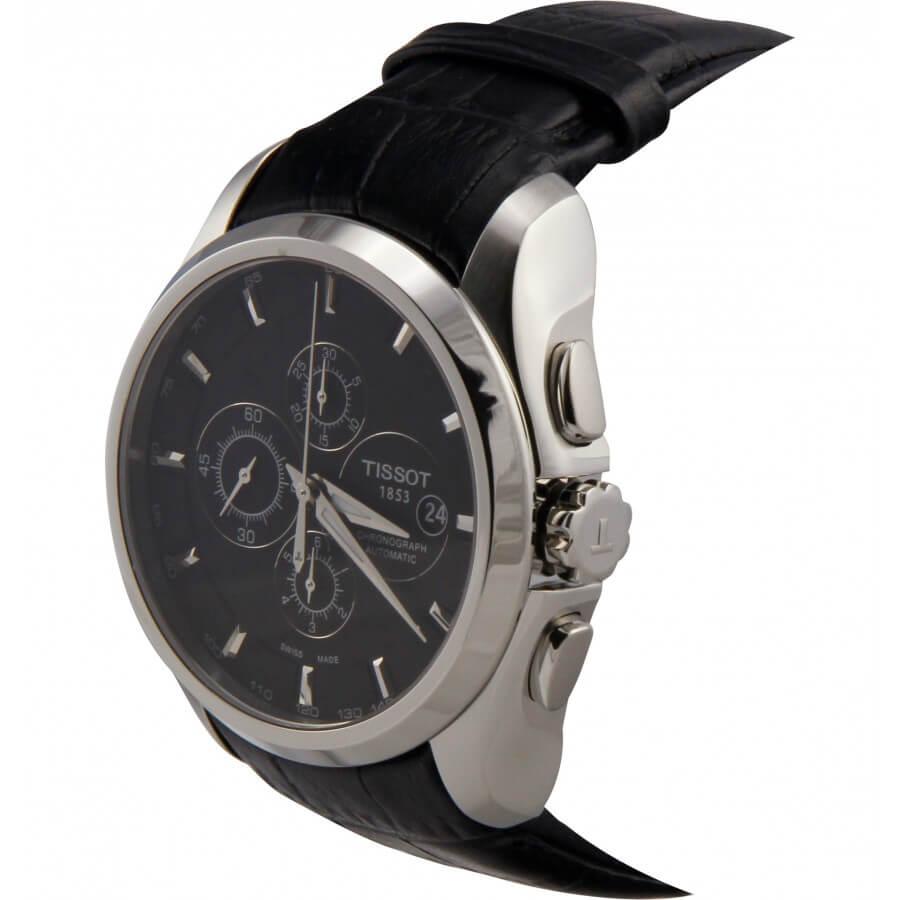 5.Tissot Couturier Automatic Chronograph