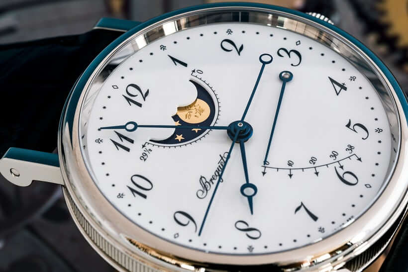 moon phase breguet