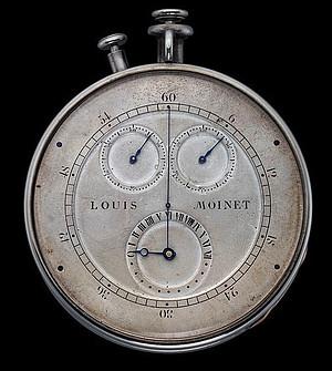 Chronograph Louis Moinet 1816 Compteur de Tierces